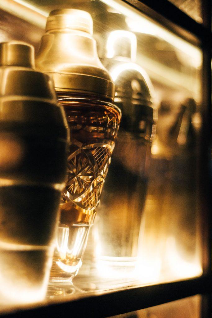 Coctelera de lujo Bar Caribbean Ruta MixologyArt Barcelona