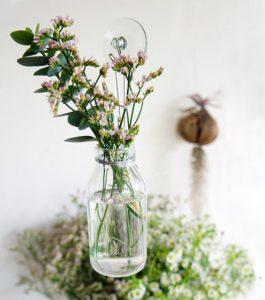 Botilet botella de vidrio para flores La Variete