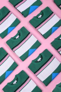 Sweater verde y rosa de HeyShop_ Barcelona eXplorins Ruta dr. dou