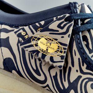 Zapatos Clarks edición limitada Amigos Skate Shop