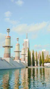 sants parque españa industrial