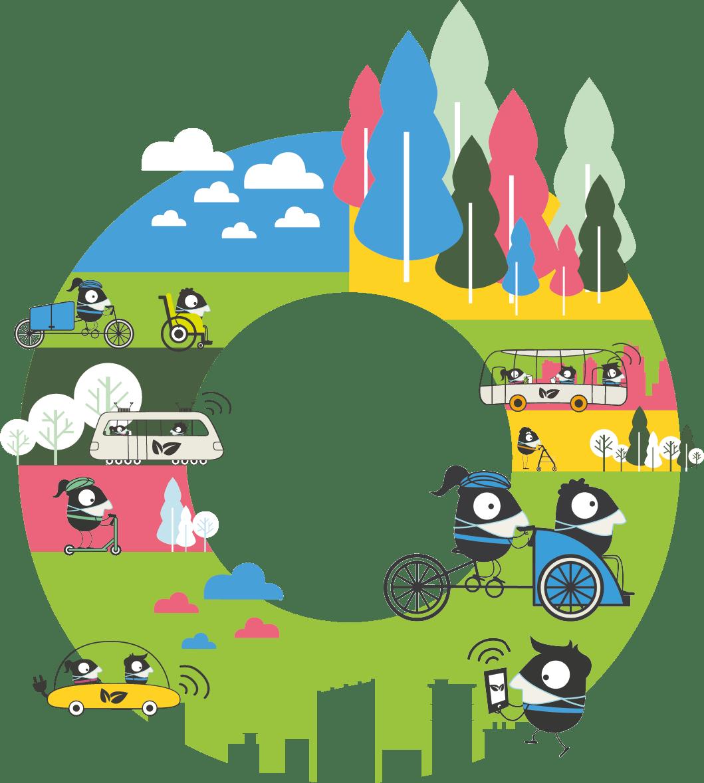 Semana de la Movilidad Europea 2020 Barcelona