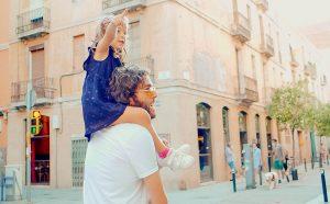 planes con niños barcelona ruta carrer