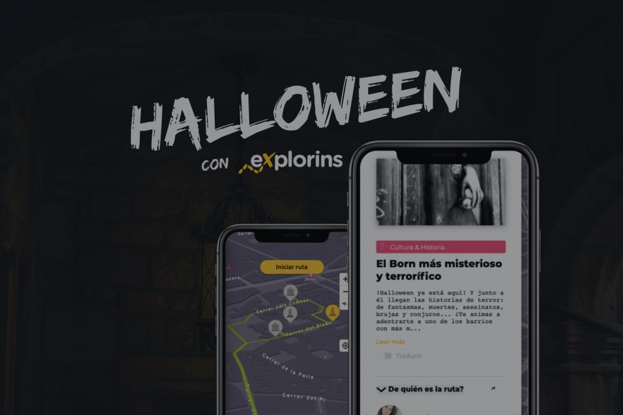 Halloween eXplorins
