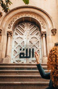 arabegrafía arte urbano barcelona cultura árabe