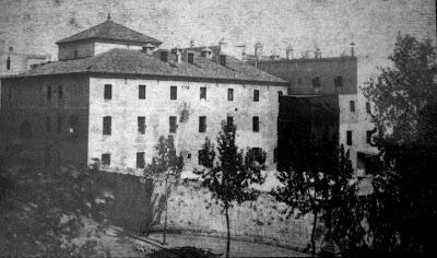 la vampira de Barcelona prisión