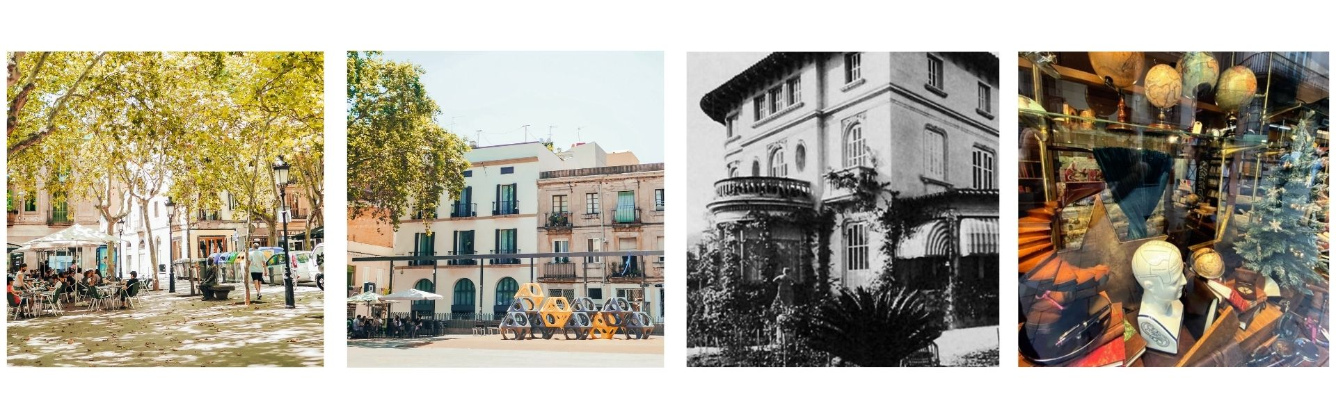Barcelona rutas literarias