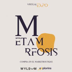 Metamorfosis exposición virtual de arte