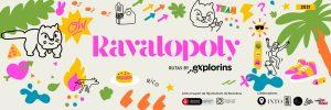 Ravalopoly rutas by eXplorins
